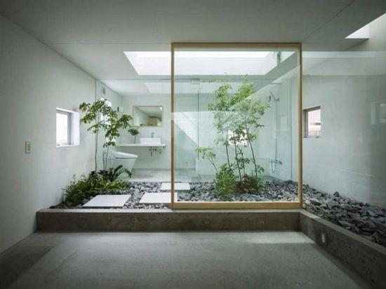 fresh and contemporary bathroom decorating ideas