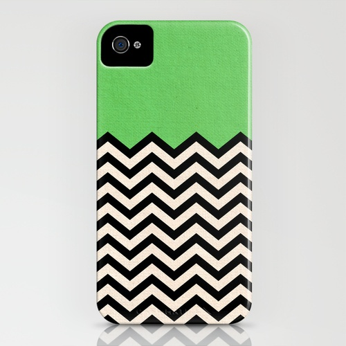 This Way  by Bianca Green  IPHONE CASE / IPHONE (4S, 4)  $35.00