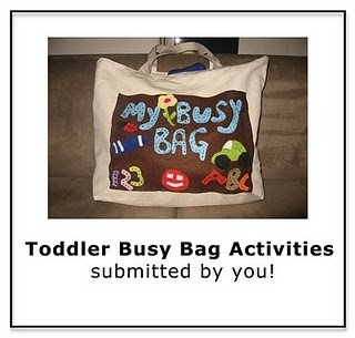 Tons of ideas to keep toddlers busy!