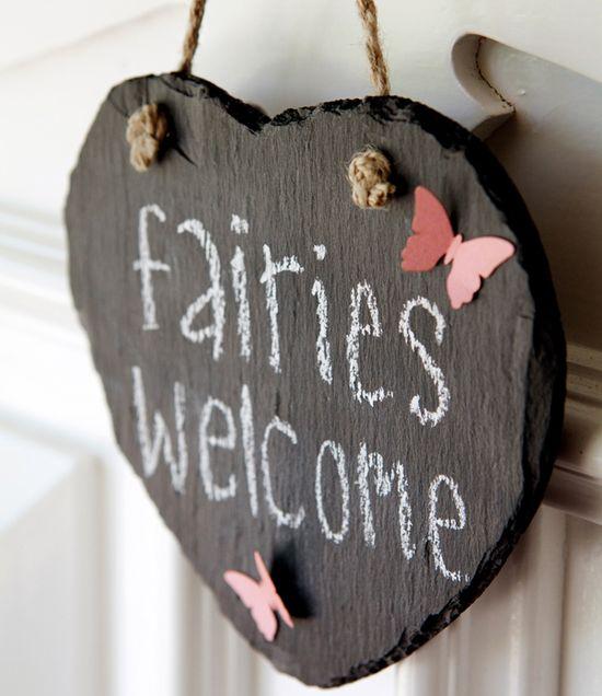 Fairies Welcome.