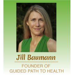 "Guided Path to Health — ""guiding you on the path to healing and vitality"""