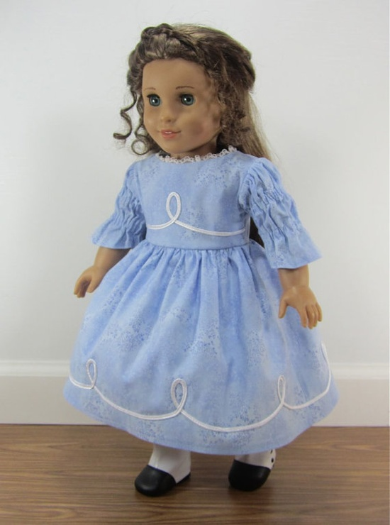 18 Inch Doll Clothes for American Girl Dolls  An by DollOutfitters,