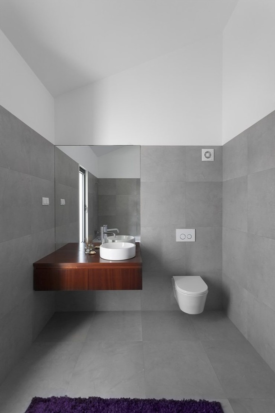 Torreira House, Torreira, 2011 by Nuno silva #architecture #portugal #torreira #house #bathroom