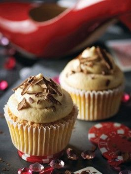 Tiramisu Cupcakes : Recipes : Cooking Channel