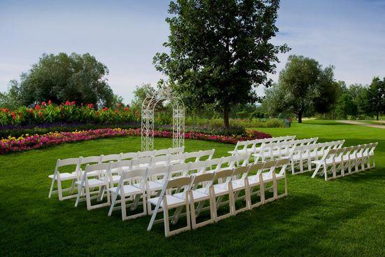 Summer Colorado wedding