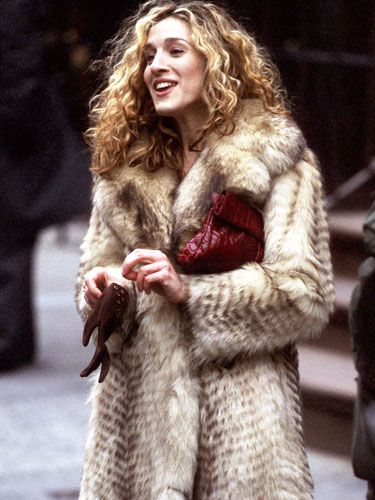Introducing the 25 most memorable fashion moments of the '90s: Sex and the City (1998)