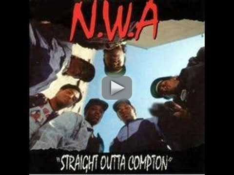 """N.W.A. - Express Yourself - From """"Straight Outta"""