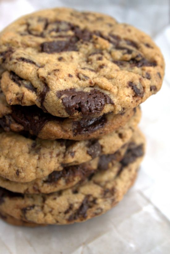 broma bakery: The 50/50 cookie