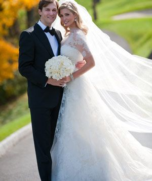 Vera wang wedding dress, very elegant