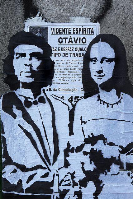 FRZ, Iran street art in Sao Paulo