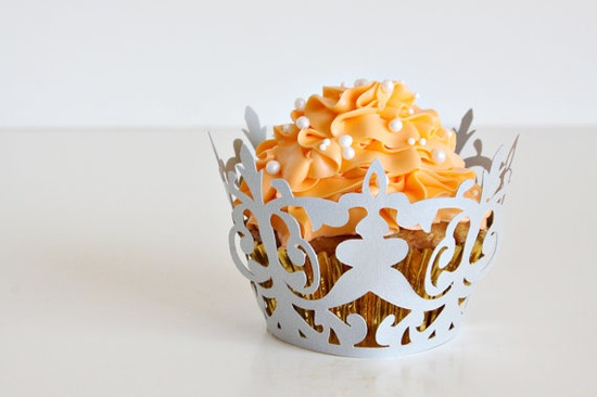 Handmade Cupcake Wrappers by Creative Handmade Items