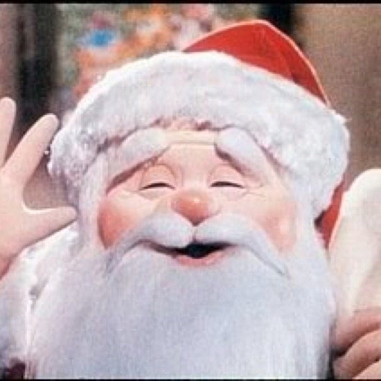 Santa... Classic cartoon