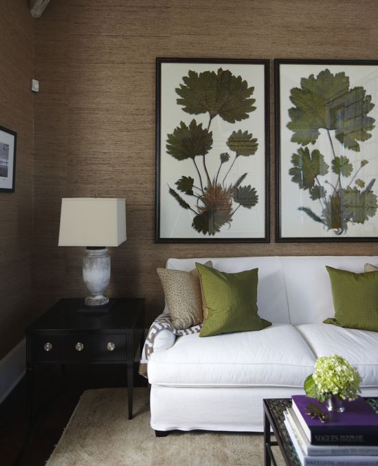Living Room Design Tips from Urban Grace  Read more - www.stylemepretty...