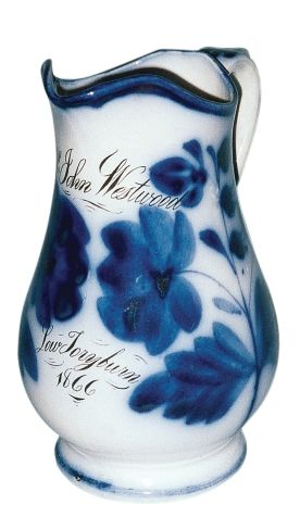How to avoid Flow Blue #china reproductions: www.antiquetrader... antiques vintage collectables