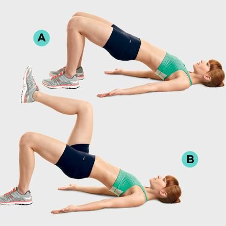 A three-minute warmup featuring the move above can actually make your workout more effective: www.womenshealthm...