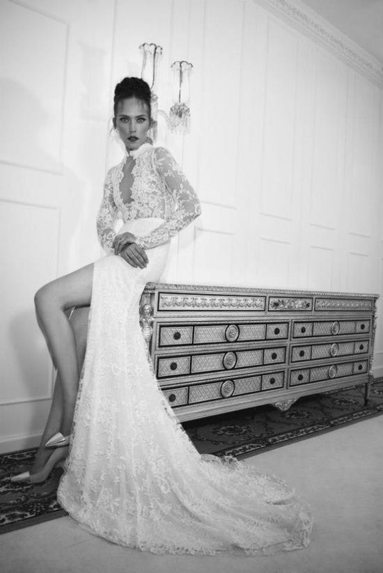 Yaki Ravid Couture Wedding Gowns 2013