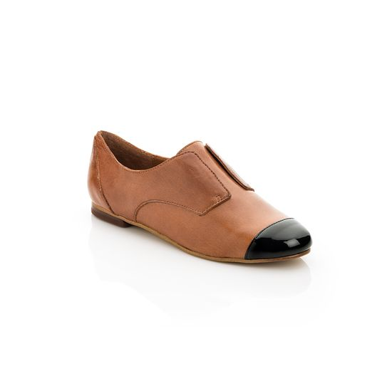 Cheeky little oxfords