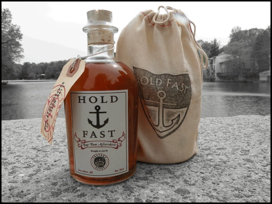 // bay rum aftershave / cologne by soapbox gypsy