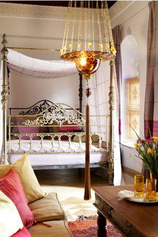 Riad Enija Hotel, Marrakesh by Sweet Serendipity1, via Flickr