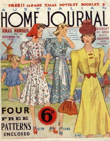 Australian Home Journal Xmas Number, 1939