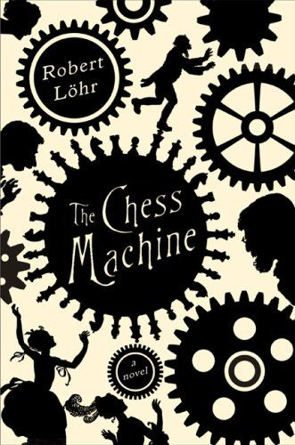 book cover archive: The Chess Machine