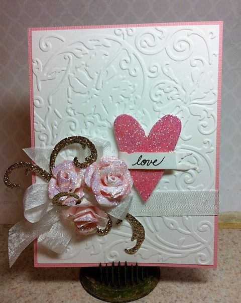 great love or valentines card