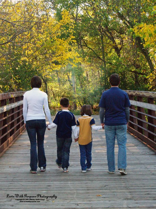 Family Fall Photo Shoot
