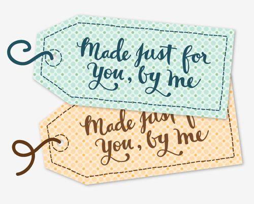 Printable gift Tags that I love.