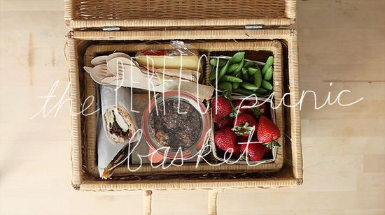 How to Pack The Perfect Picnic Basket - Oh Happy Day