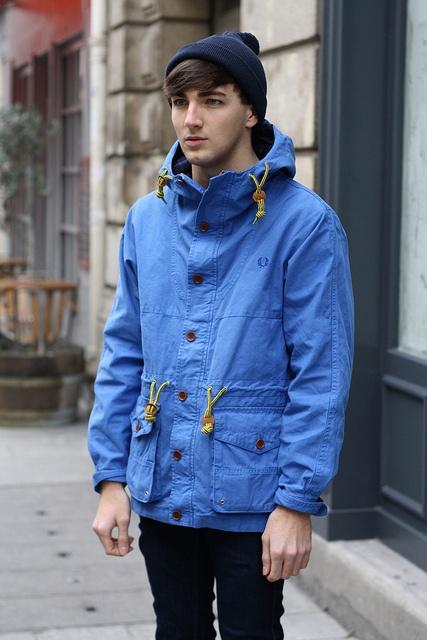 Good jacket.