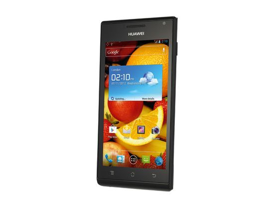 Phone Review: Huawei Ascend P1