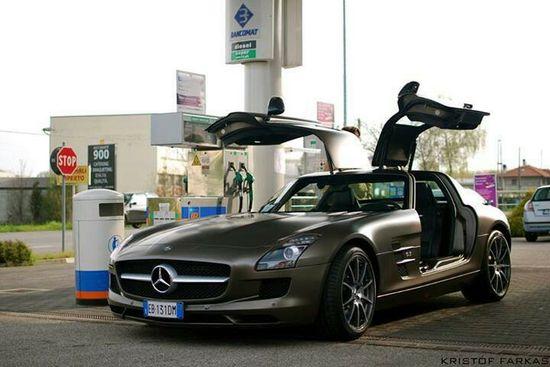 Sports Car Benz