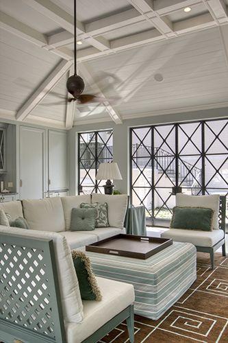 Blayne Beacham Interiors---love that rug
