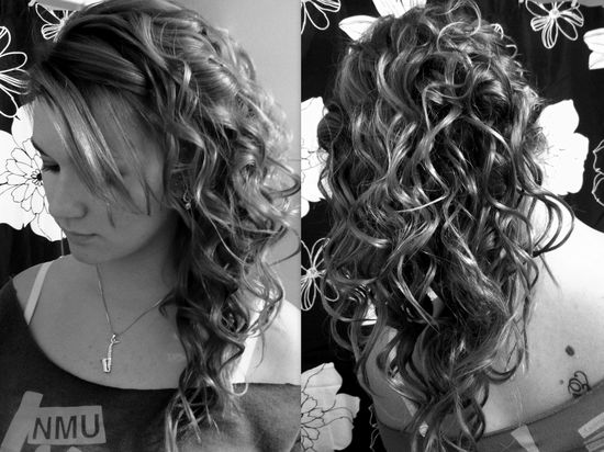 Curls ? Concert hair style