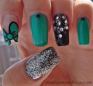 Nails Art Tutorials:  #nail #nails #nailart