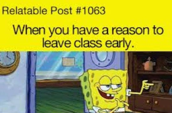This was me one time xD