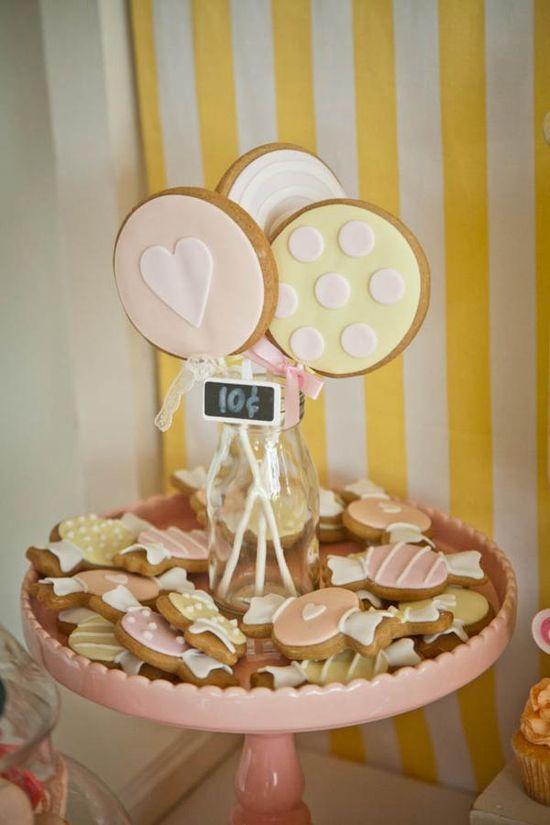 Vintage Candy + Sweet Shoppe Birthday Party via Kara's Party Ideas karaspartyideas.com #vintage #sweet #shoppe #candy #party #idea #cake (15)