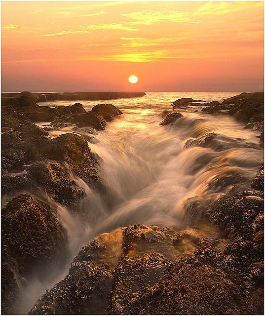 Oregon coast.  Photo: kevin mcneal, via Flickr