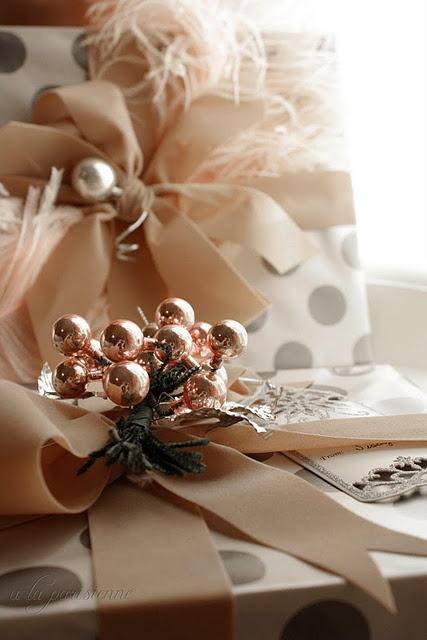 Romantic Gift Wrap