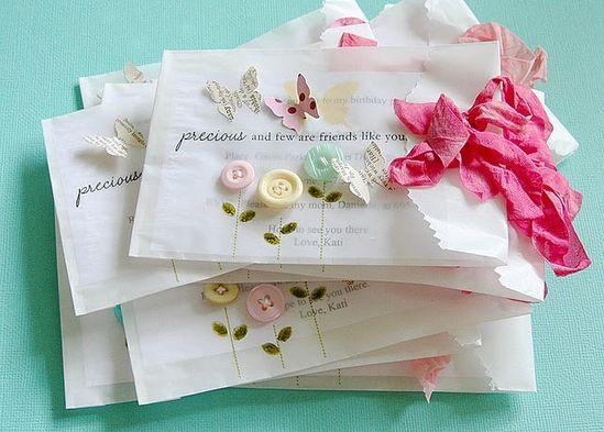 very pretty party invitations