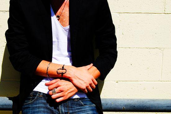 guys style: get Disick-ed - guy jewelry
