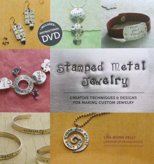 Stamped Metal Jewelry by Lisa Niven Kelly