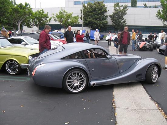 AEROMAX: THE HANDMADE LUXURY SPORTS CAR