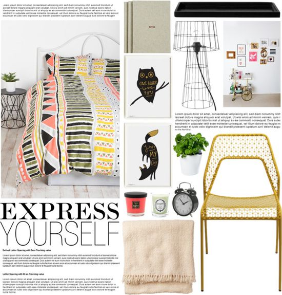 """Express Yourself"" by emmy on Polyvore"