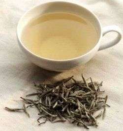 Superfoods 5. White tea