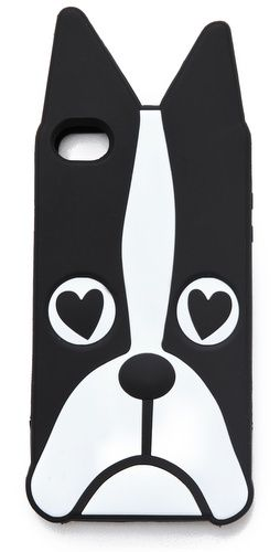 gift for myself - boston terrier iphone case