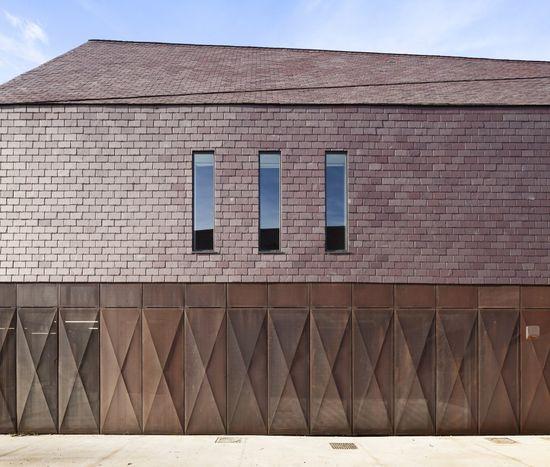 L'Atelier / AAVP Architecture /// Composition ///