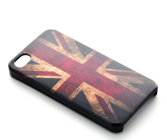 #Britain #flag #iphone #case #vintage