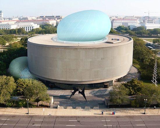 The Smithsonian Scraps Diller Scofidio + Renfro's Hirshhorn 'Bubble'