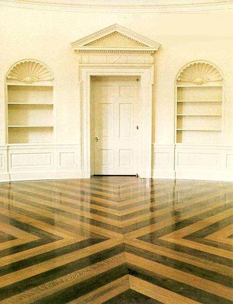 love this wooden floor